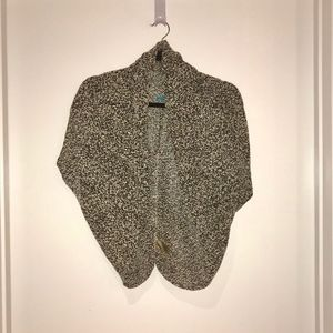 Alice + Olivia Boucle Shrug Cardigan (size M)
